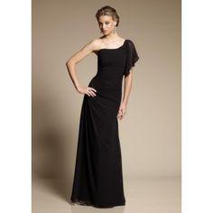 Chiffon Bridesmaid Dress #Bridesmaid #Dress