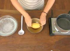 Como descascar batatas de forma super rápida «  » MuitoBom.com MuitoBom.com