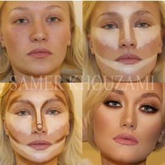 Great Contouring Tutorial