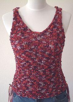 Free Knitting Pattern - Montage Shell