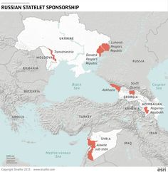 The Logic and Risks Behind Russia's Statelet Sponsorship | Stratfor