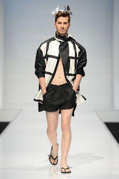 Freedom by Eric Choong, KLFW #travelshopa #menswear #runway #fashionweek