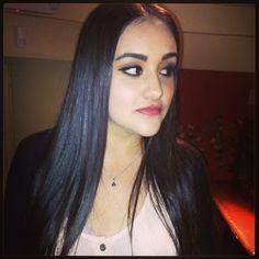 Allison Kubela Makeup By: Yahaira Ramirez Hair done by: Lorena Marmol & Assistant