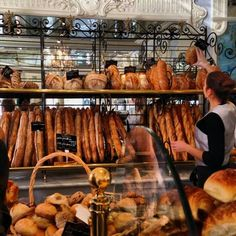Bread. Bakery