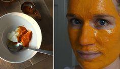 kurkuma masker tegen hyperpigmentatie, pigmentvlekjes en melasma!