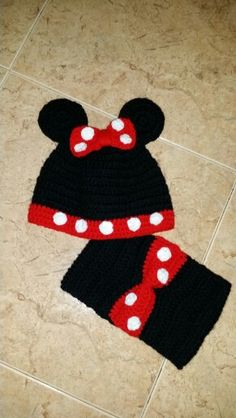 Minie crochet