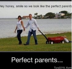The perfect parents