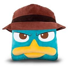 Perry pillow for Dominic? Oh I think yes.