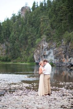 Montana Elopement / Paws Up Resort / Photography: Brian Powers / Planning: Habitat Events