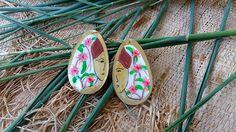 #earrings#with exotic sense#