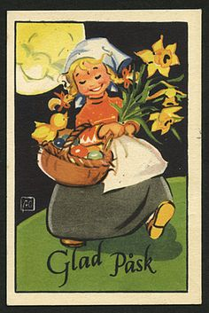 Fox Terriers, Chien Fox Terrier, Vintage Cards, Vintage Postcards, Fete Pascal, Spring Images, Easter Parade, Easter Art, Vintage Easter
