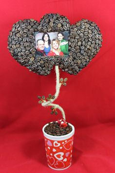 Coffee tree of love. by CraftyCoffee on Etsy https://www.etsy.com/listing/221145324/coffee-tree-of-love
