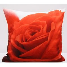 Vankúš Ruža Decorative Pillows, Throw Pillows, Rose, Plants, Decorative Throw Pillows, Toss Pillows, Decorative Bed Pillows, Cushions, Pink
