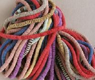 Kiff Slemmons | Mexican paper jewelry designer