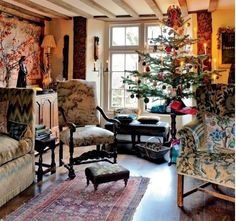 Christmas in England ~LB
