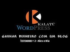 À conversa com o Alex e a Bia sobre a nova plataforma de Blog Viral da Empower: Kalatú e de como podes usar esta plataforma de blog viral para:  - Criar o Teu Próprio Negócio 100% na Internet  - Quais as vantagens de ter um blog  - Como utiliza o blog a teu favor  Quais as vantagens de utilizar o blog para marketing pessoal e marketing de produtos