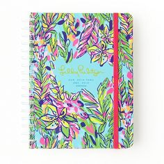 Lilly Pulitzer Large Agenda - Hot Spot