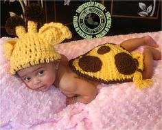 Little Giraffe. ADORABLE.