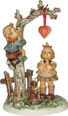 Hummel Here's My Heart Century Hummel Figurine 766..1,000.100