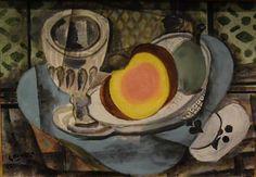 "colin-vian: "" Georges Braque (1882-1963) Two Aces, 1929 """