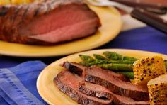 harissa marinated tri tip roast recipes dishmaps tip with marinated ...