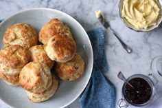 How to Make Buttermilk Biscuits - Baking Basics