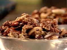 The Union Square Cafe's Bar Nuts Recipe | Nigella Lawson | Food Network