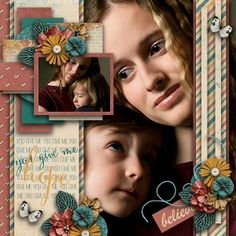 Credits:The Sun Will Come Out Template by M&M Designs available in the Charity Collab For The Philippines  http://www.mscraps.com/shop/tswco ScrapStacks Choose Hope Collection http://scrapstacks.com/scrappack/choose-hope-collaborative-collection