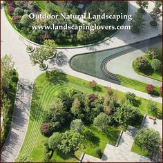 Cicada landscape - website for landscape design & urban planning agency landscape architects, landscape architecture Modern Landscape Design, Landscape Architecture Design, Garden Landscape Design, Landscape Plans, Modern Landscaping, Urban Landscape, Landscape Architects, Landscaping Ideas, Backyard Landscaping