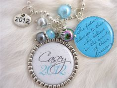 2013 GRADUATION GIFT Personalized Class of 2013 by MyBlueSnowflake, $22.50