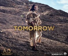 The wait is almost over. A.D. The Bible Continues premieres tomorrow night at 9/8c on NBC. | A.D. The Series