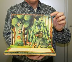 pop up books for kids - Google Search Wordless Picture Books, Children's Picture Books, Pictures To Draw, Some Pictures, Up Book, Book Art, Fear Of The Dark, Paper Pop, Paper Engineering