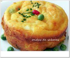 Torta de Frango de Caneca Chicken Pie Mug