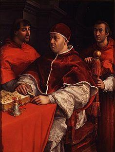 Pope Leo X - Wikipedia
