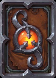 Card Back by Gimaldinov.deviantart.com on @deviantART
