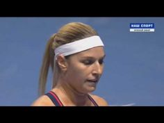 Elena Vesnina vs Dominika Cibulkova Petersburg 2017 Quarterfinal