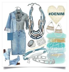 Denim by Premier Designs | Premier Designs Jewelry by Monica Hall | premierdesigns.com/monicahall #premierdesigns #denim