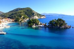 GREECE CHANNEL | Parga Preveza - Greece