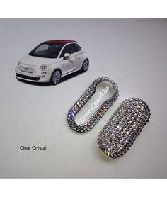 Fiat 500 sparkle key cover