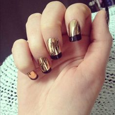 Decoracion de uñas fácil