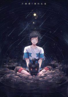 Pokemon Sun and Moon Male Protagonist
