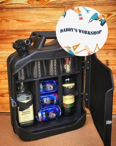 Jerry Can Mini Bar, Kimberly Johnson, Firefighter Crafts, Presents For Him, Happy Birthday Gifts, Steel Furniture, Boyfriend Birthday, Simple Gifts, New Year Gifts