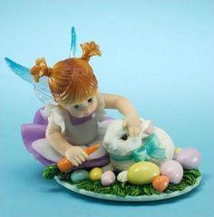 My Little Kitchen Fairies Baby Bunny Fairie