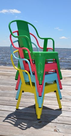 Marais children's chair by industry west