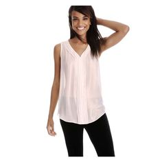 Sparkle Tank from Joe Fresh. Look frilling this season in our sparkling tank adorned with ruffles. Only $29.