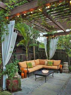 How To Build A Modified Pergola On The Cheap Buildwoodshelf Woodworking Projects Pinterest Pergola Backyard And Patio
