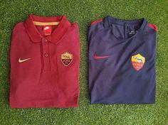 Nieuw, We hebben vandaag veel trainingsshirts en polotjes van Nike binnen gehad. We gaan er een paar uit lichten de komende posts.  AS Roma trainingsshirt van €45,- voor €40,50 S t/m XL AS Roma Polo van €50,- voor €44,95 S t /m XL  Bestel op www.soccerfanshop.nl - clubs/landen - AS Roma