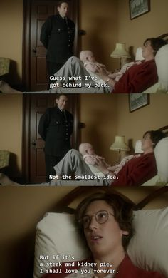 Oh Chummy- Call the Midwife