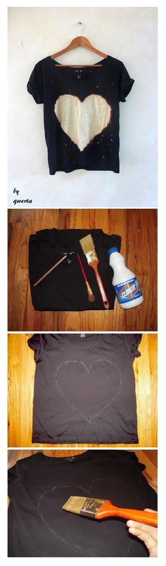 Top 5 DIY t-shirt