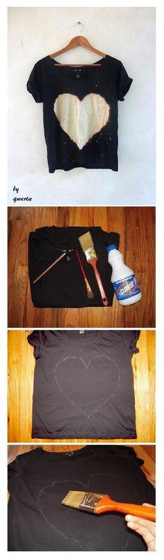 Top 5 DIY t-shirt